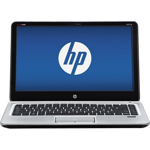 Hp - Envy 14 Laptop - 8gb Memory - 1tb Hard Drive - Silver