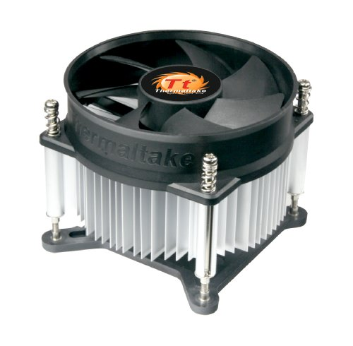 Thermaltake CPU Cooling Fan for Intel Core i7/i5/i3 CLP0556-B (Intel I7 Cpu Fan compare prices)