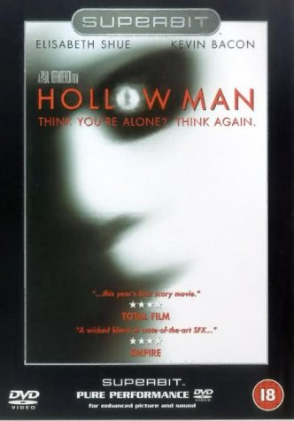Hollow Man –Superbit [DVD] [2000]