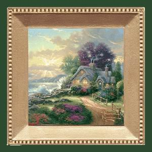 Thomas Kinkade CrossStitch Kits - Cross Stitch World