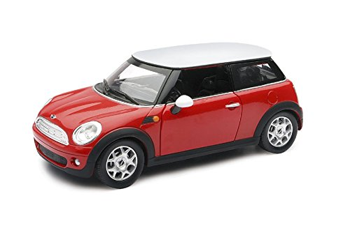 mini-cooper-rot-2008-new-ray-124-modellauto-71026