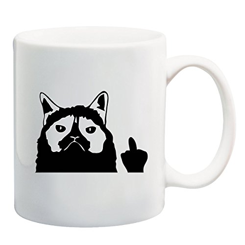 Automotive-Tazza Grumpy Cat