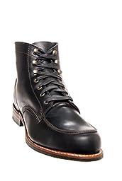 Wolverine W00279 Mens Courtland 1000 Mile Boot, Black - 10 D