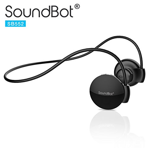 SoundBot SB552 Stereo Bluetooth Headset