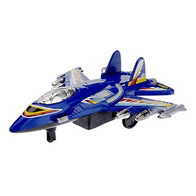 Pull Back And Go Airplane Model Toy front-767672