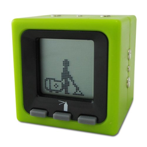 Radica I6051 Cube World Dusty - Light Green - Series 2 - 1