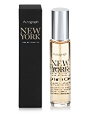 Autograph New York Eau de Toilette Purse Spray 10ml