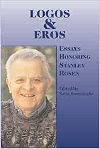 eros essay honoring logo rosen stanley Stanford libraries' official online search tool for books, media, journals, databases, government documents and more.