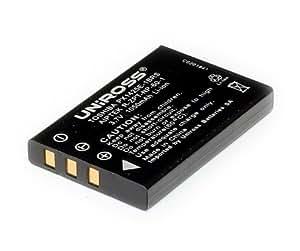Uniross - Batterie pour appareil photo numérique Toshiba et Aiptek - Li-Ion - 3,7V - 1050 mAh