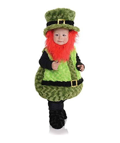 Little Leprechaun Toddler Sized Baby Costume