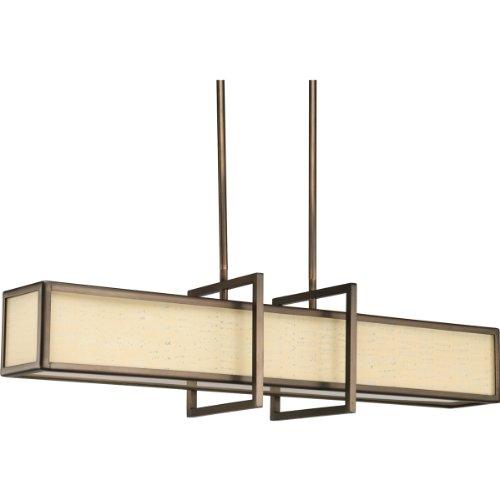 5-100-watt Progress Lighting P4689-74 Med Chandelier