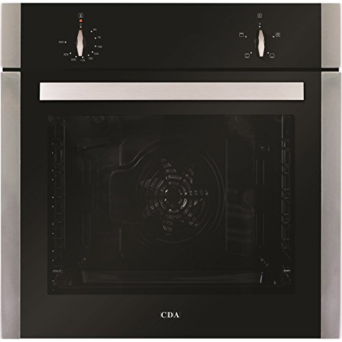 CDA SK110SS Built In Oven Electric Single Stainless Steel