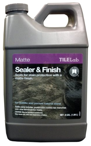CUSTOM BLDG PRODUCTS TLMTCAHG 1/2-Gallon Matte Sealer/Finish (Outdoor Stone Sealer compare prices)