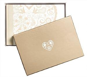 Busy B Bride to B Wedding Album - White