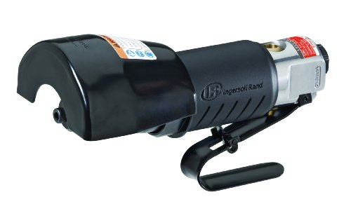 Link to Ingersoll Rand 326G 3-Inch Edge Series Cut-off Air Tool, Black