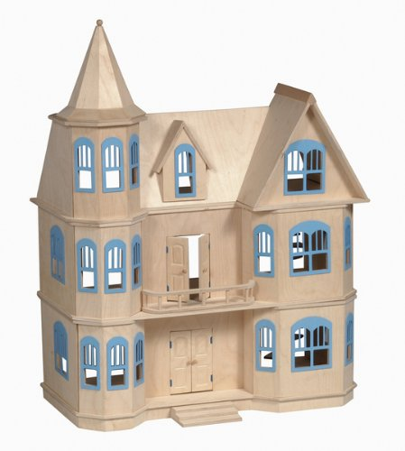 Guidecraft Grand Victorian Dollhouse