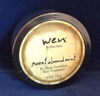 Wen By Chaz Dean Sweet Almond Mint Re Moist Intensive Hair