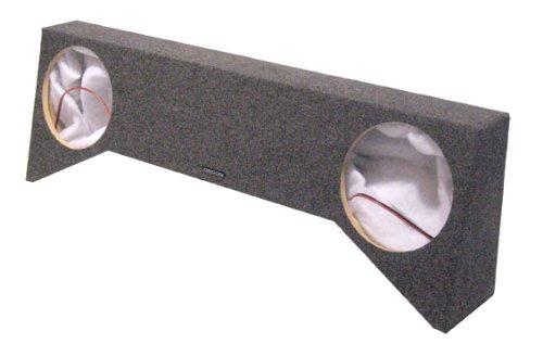 "R/T Dual 10"" Toyota Tacoma 1995 - 2004 Standard Cab Sealed Speaker Box"