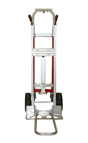 Extendable Hand Truck : Milwaukee hand trucks in truck with