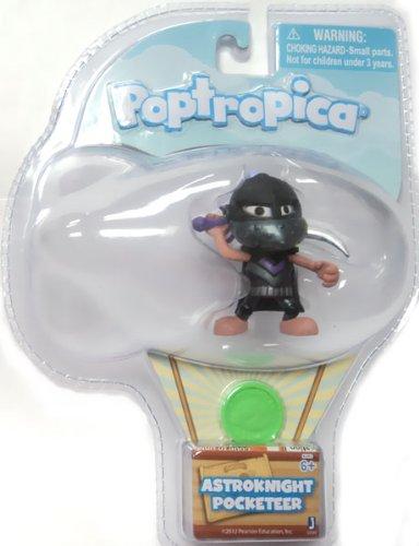 Poptropica Pocketeer 2 Inch Mini Figure Astroknight