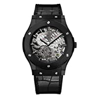 Hublot Classic Fusion Classico Men's Ultra-Thin All Black Manual Watch - 515.CM.0140.LR from Hublot