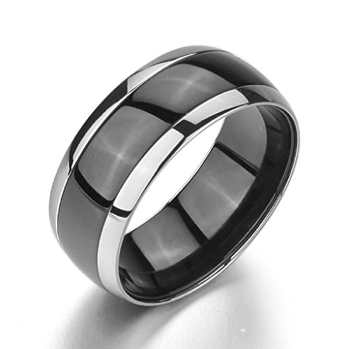 epinkimens-wide-8mm-stainless-steel-ringss-band-silver-black-chain-wedding-polished-size-n-1-2