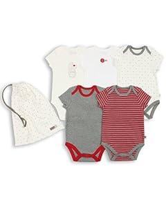 The Essential One - Paquete de 5 Body Bodies para bebé unisex ESS87 marca The Essential One en BebeHogar.com