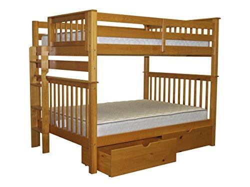 Bedz King Bunk Bed 2303 front