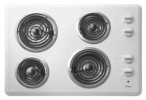 WHIRLPOOL RANGES, OVENS & COOKTOPS 1029845 White, 3.25 X 30 X 21