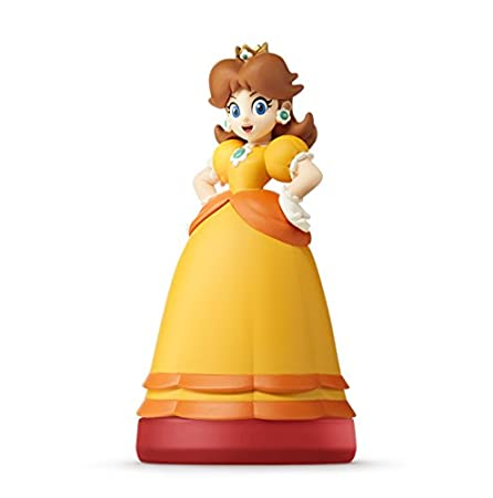 Nintendo Daisy amiibo (SM Series) - Nintendo Wii U