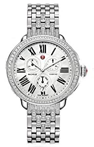 Michele Serein Glamour Chronograph Diamond Ladies Watch MWW21C000002