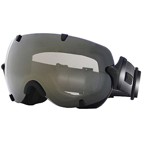 VAXPOT (the back spot) goggles front lens double lens anti-fog process UV cut mens / Womens unisex VA-3613 BLK-GLD (unisex) one size fits all