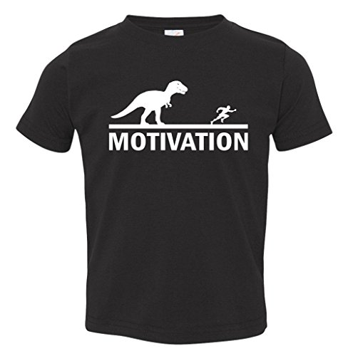 T-Rex Motivation Toddler T-Shirt