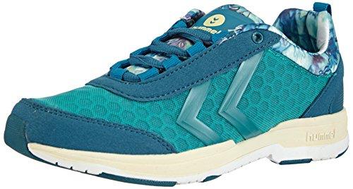 Hummel HUMMEL TRAINSTAR, Scarpe sportive indoor donna, Blu (Blau (Ocean Depths 8240)), 40