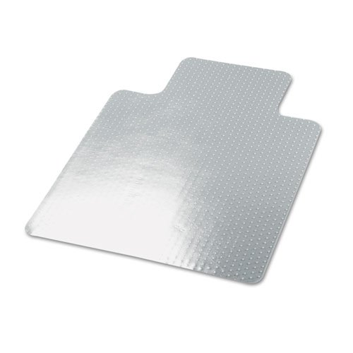 Universal 56806 36 By 48-Inch Cleated Chair Mat For Low And Medium Pile Carpet, Clear