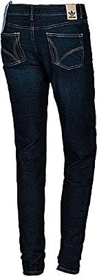 Adidas Women's Superskinny Jeans Track Denim skinny fit Soft