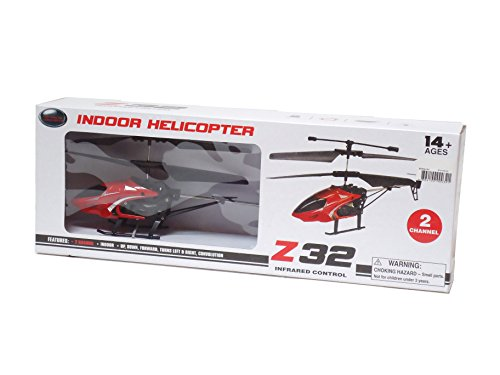 Z32 Infrared Control Indoor Helicopter by P.D. Toys - 1