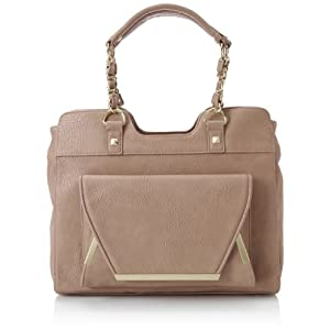 olivia + joy Rockefeller Top Handle Bag,Sand,One Size