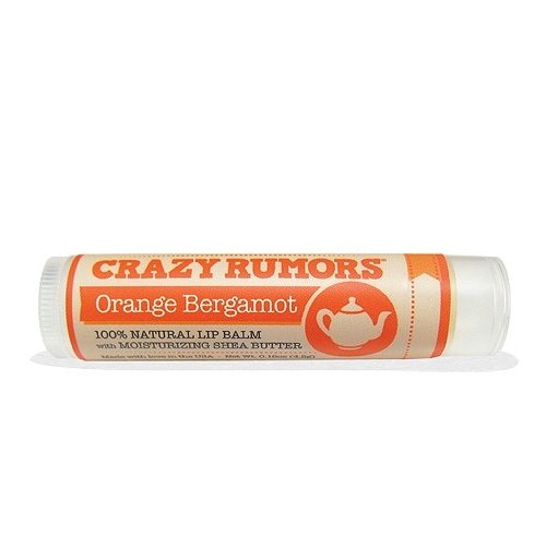 Lip Balm, Orng Berg, Refill By Crazy Rumors - .15 Oz, 8 Pack