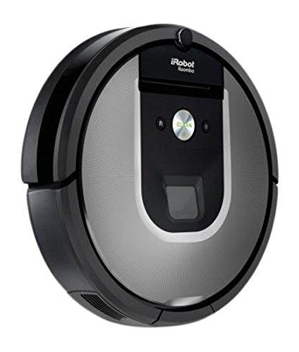 irobot roomba 960 robot aspirateur connect et ultra performant gris int rieur maison. Black Bedroom Furniture Sets. Home Design Ideas
