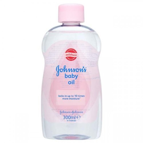 johnsons baby olio 300 ml