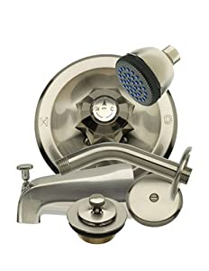danco 89434 head to toe trim kit for delta single handle tub and