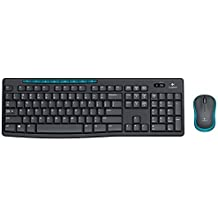 Logitech Wireless Combo MK275 With Keyboard And Mouse