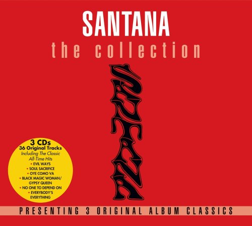 Collection: Santana / Abraxas / Santana 3 (Rpkg)