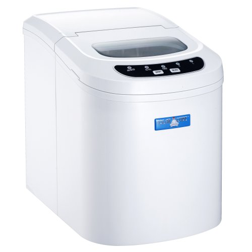 Great Northern Polar Cube Arctic Master White Portable Ice Maker