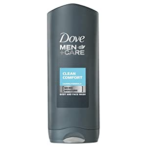 Dove Men+Care Pflegedusche Clean Comfort, 6er Pack (6 x 250 ml)