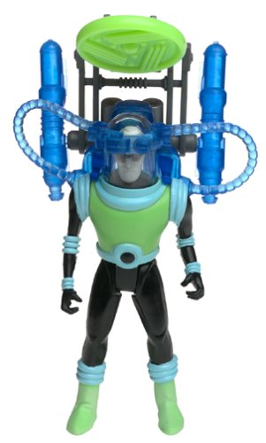 Batman Mission Masters 4 Rocket Blast Mr. Freeze Batman Mission: 3712GC