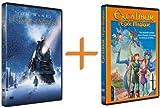 echange, troc Le Pôle Express / Excalibur, l'épée magique - Bipack 2 DVD
