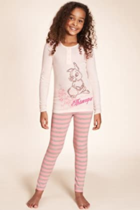 Older Girls' Cotton Rich Thumper Pyjamas
