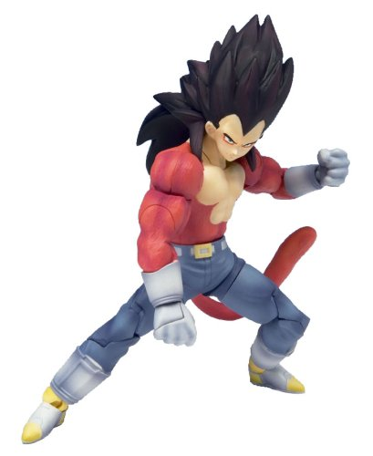 Buy Dragonball GT Hybrid Action Figure Super Saiyan 4 Vegeta